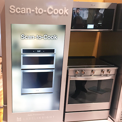 UrAvgConsumer + Whirlpool<sup>®</sup> at CES 2017: Assisted Cooking Technology