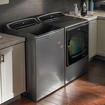 Whirlpool Smart Appliances + Amazon Alexa Featured on Bloomberg