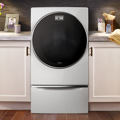 """Has a Bit of an Edge Over the Competition"" – CNET on New Whirlpool Smart Combo"
