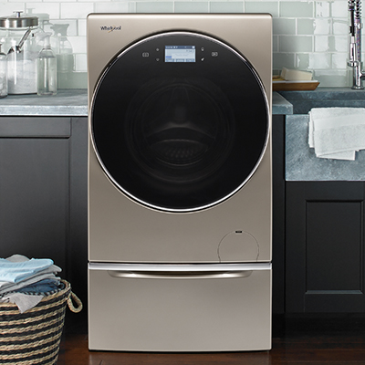 Whirlpool Smart All-In-One Washer & Dryer included in Consumer Reports List of Laundry Innovations
